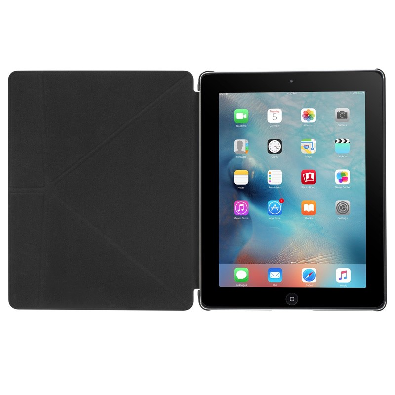 LAUT Trifolio iPad 2 / 3 / 4 Black - 3