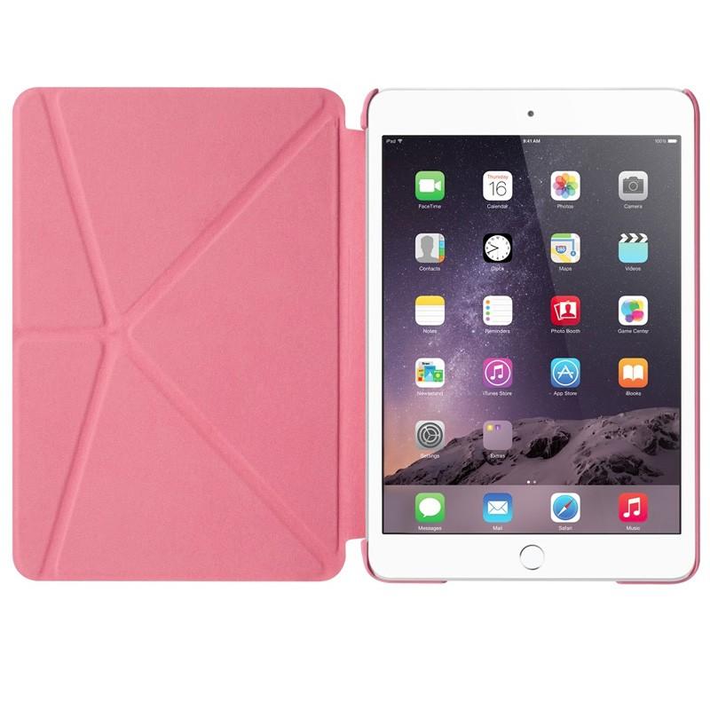 LAUT Trifolio iPad mini 1 / 2 / 3 Pink - 4