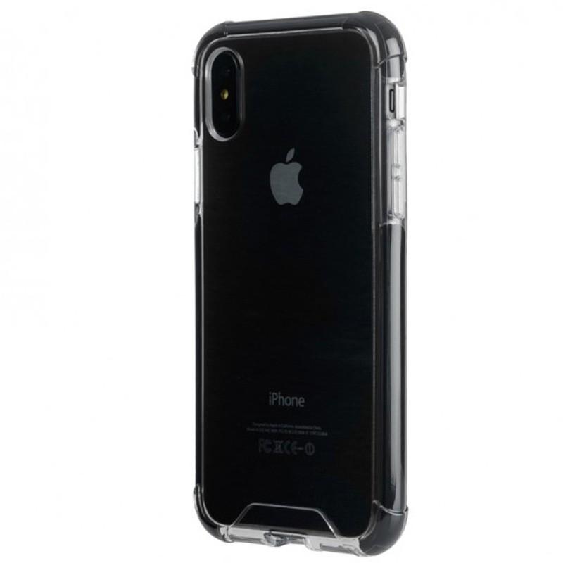 Tucano Denso iPhone X Hybride Hoes Zwart 03