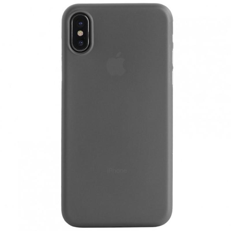 Tucano Nuvola 0,3 mm iPhone X Case transparant 02