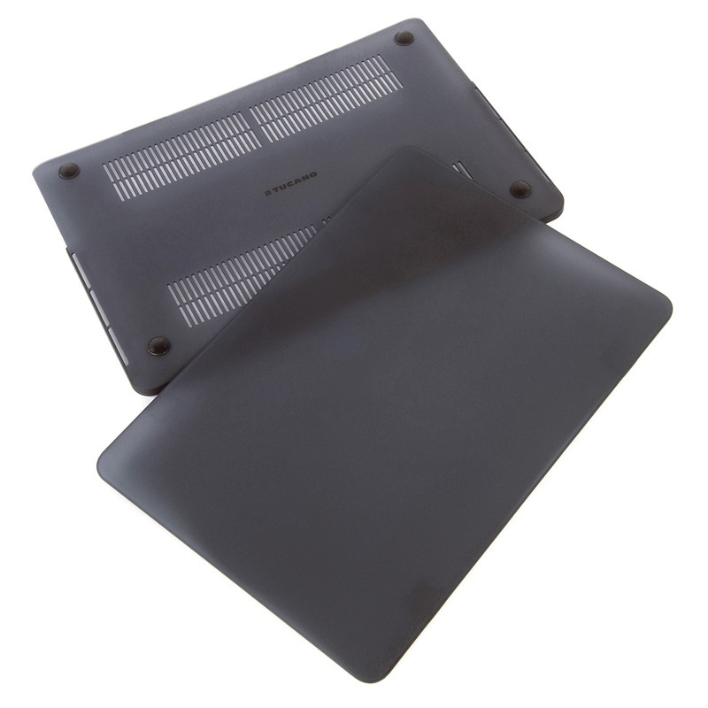 Tucano Nido Hard Shell Macbook 12 inch Black - 4
