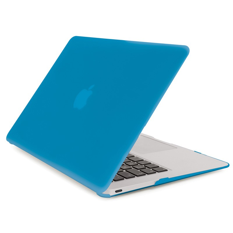 Tucano Nido Hard Shell Macbook 12 inch Blue - 1