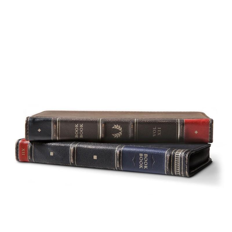 Twelve South BookBook iPhone XR Wallet Hoes Tijdelijk Zwart 04