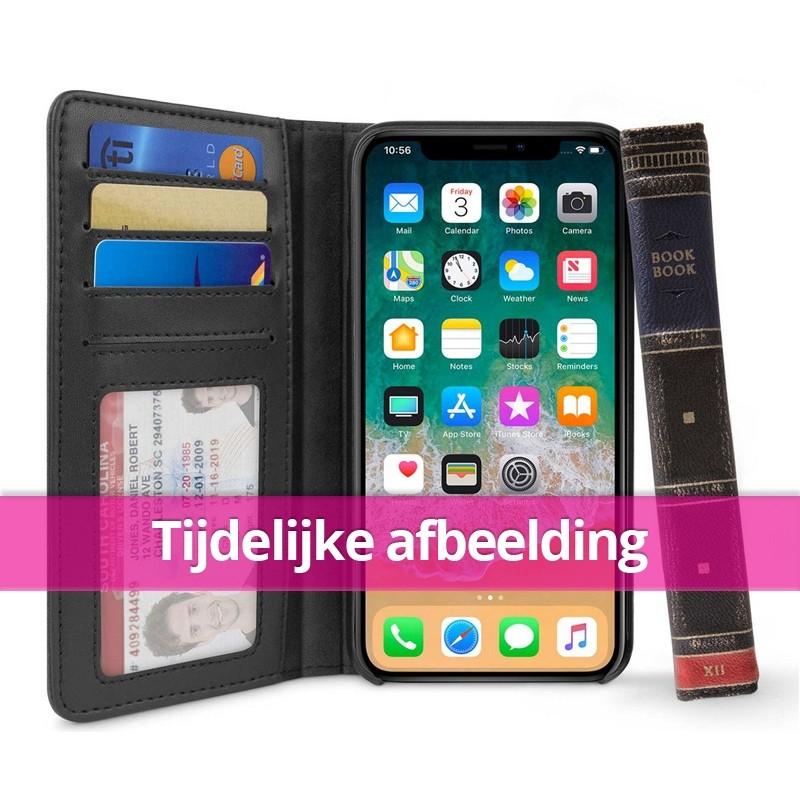 Twelve South BookBook iPhone XR Wallet Hoes Tijdelijk Zwart 01