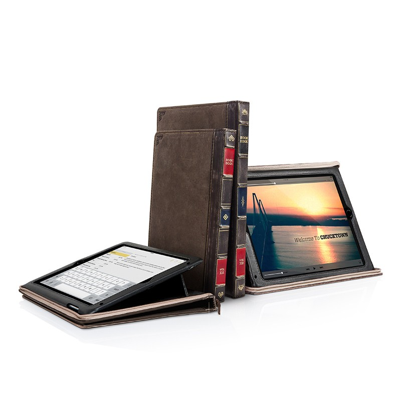 Twelve South - BookBook iPad Air 2 Brown 06