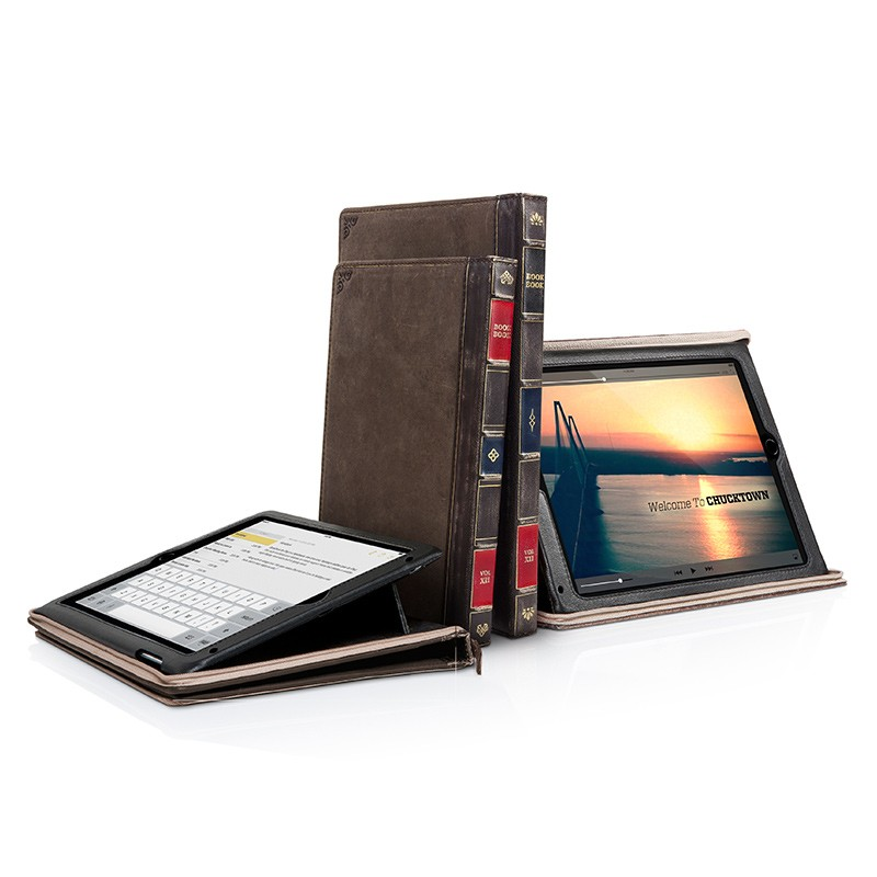 Twelve South - BookBook iPad Mini 4 Brown 02
