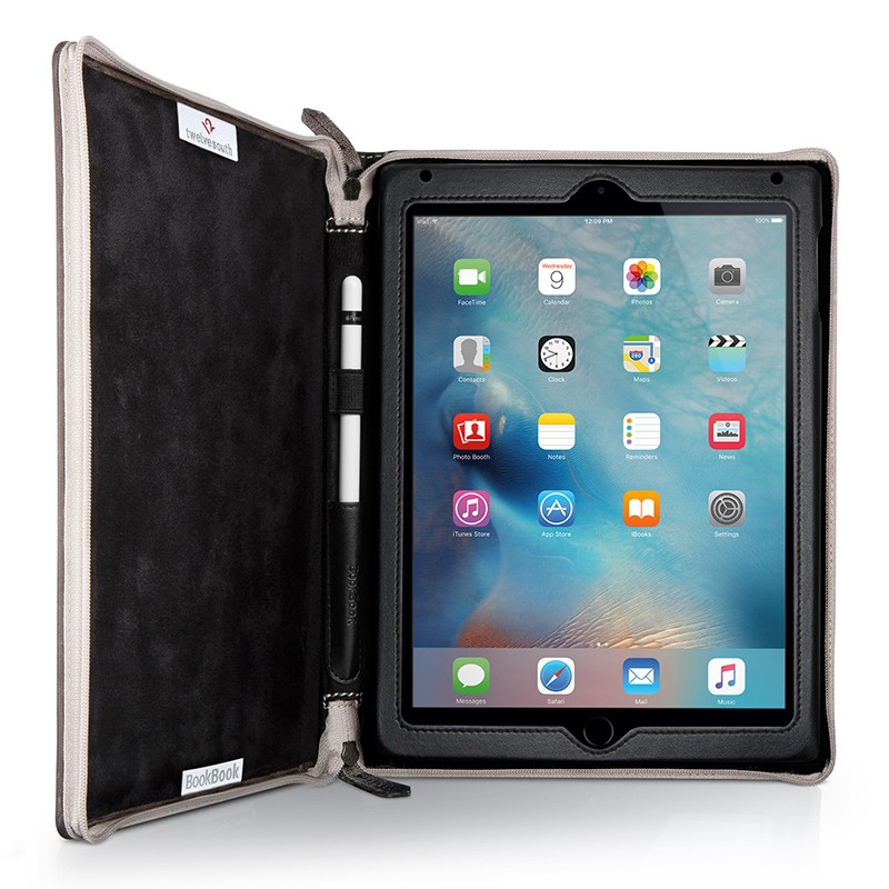 Twelve South - BookBook iPad Pro 9.7 inch Brown 02