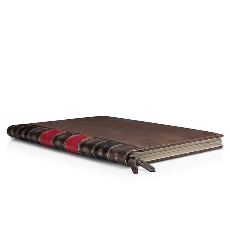 Twelve South - BookBook voor Apple Macbook 12 inch Brown 03