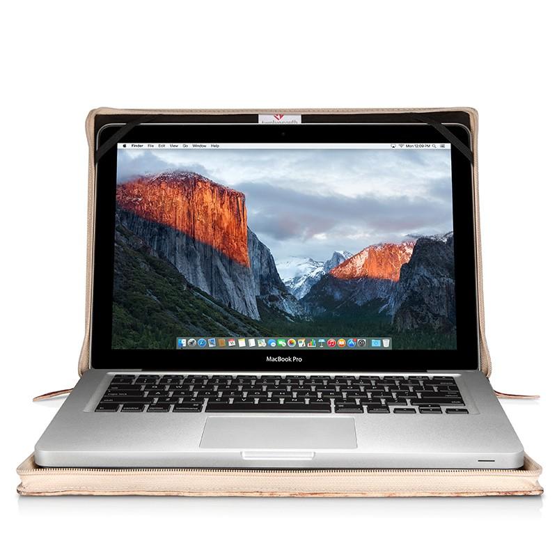 Twelve South - BookBook voor Apple Macbook Pro 13 inch Rutledge 02
