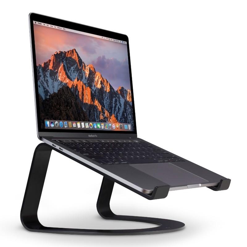 Twelve South - Curve MacBook Standaard Black 01