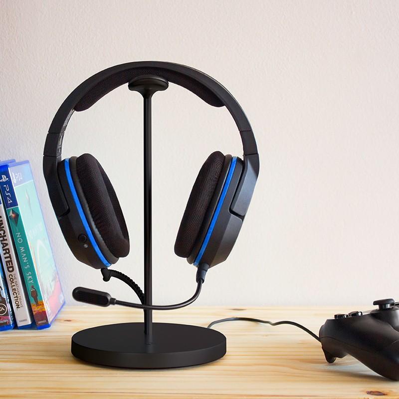 Twelve South - Fermata Headphone Charging Stand Black 05