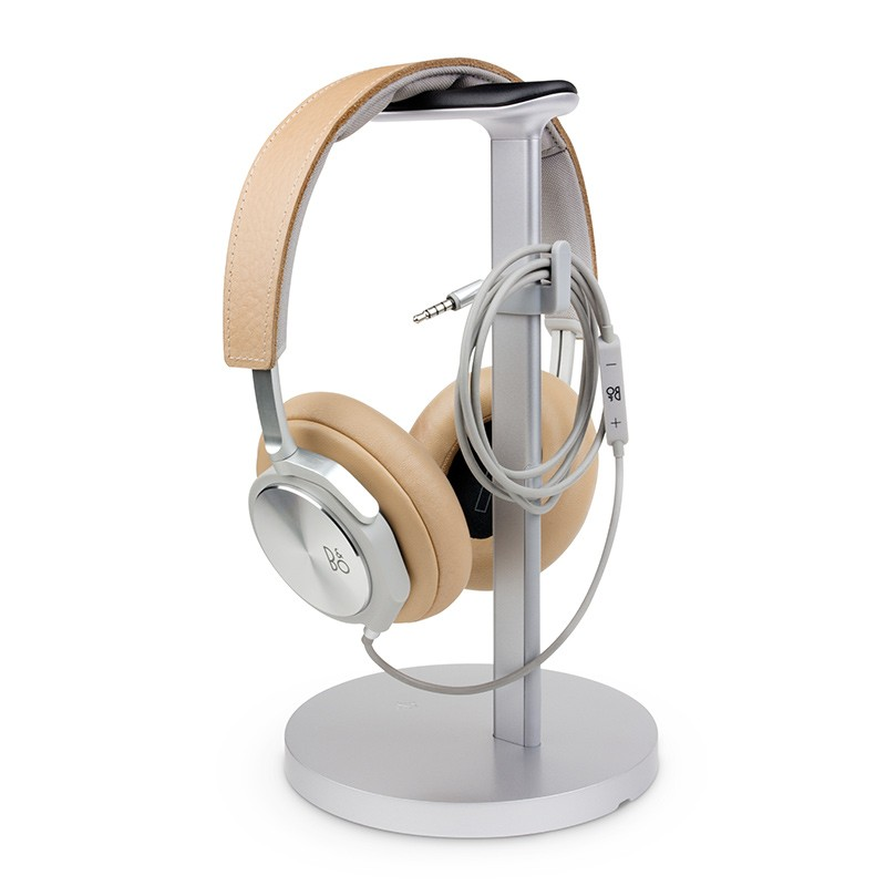 Twelve South - Fermata Headphone Charging Stand Silver 04