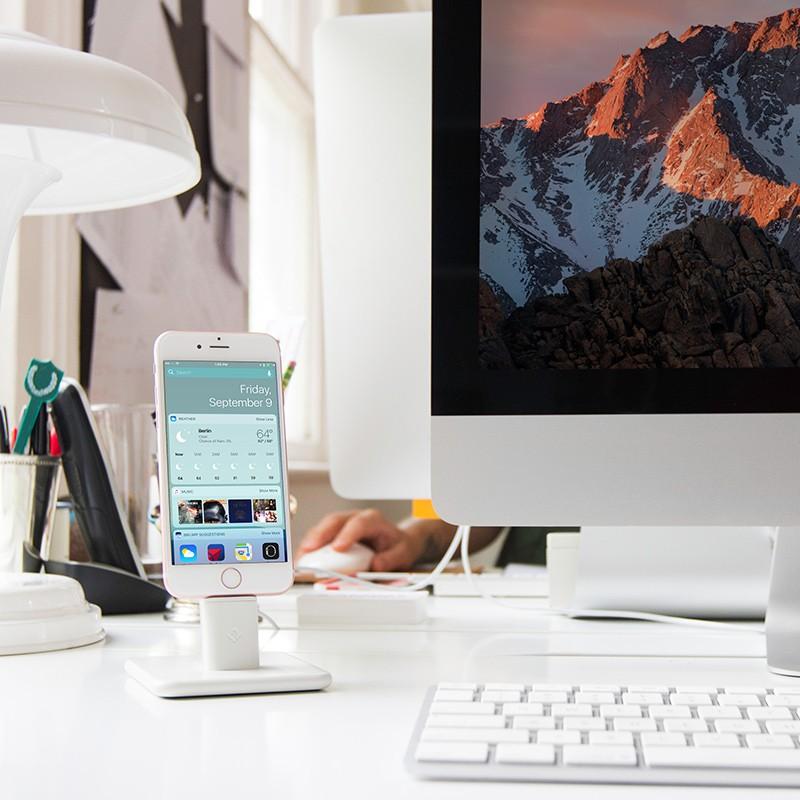 Twelve South - HiRise 2 voor iPhone en iPad Silver 06