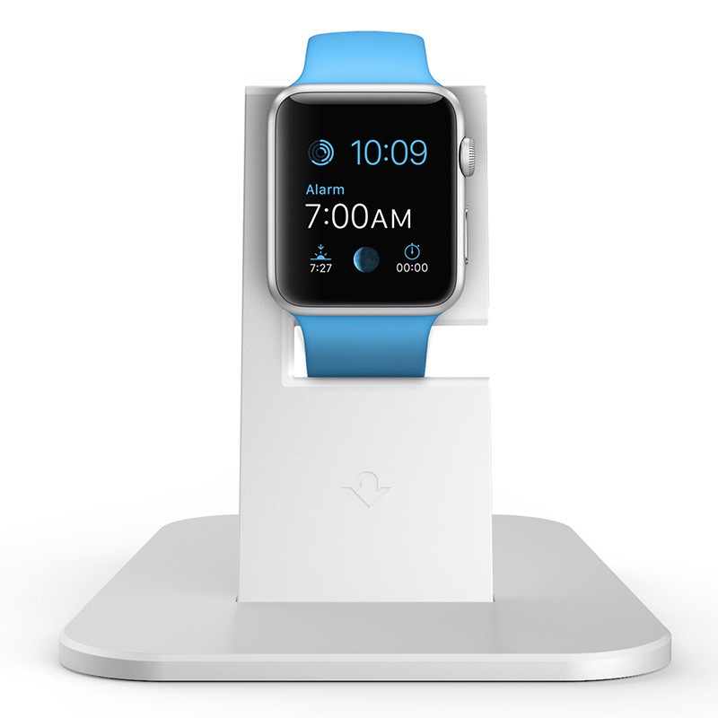 Twelve South - HiRise voor Apple Watch Silver 02