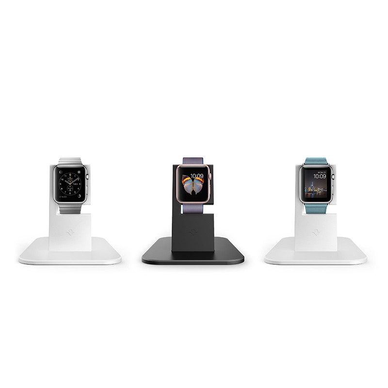 Twelve South - HiRise voor Apple Watch Silver 05