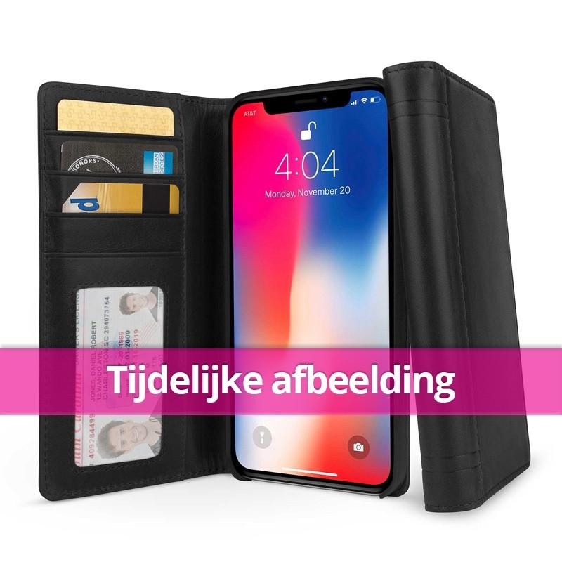 Twelve South Journal Wallet iPhone XR Zwart 01