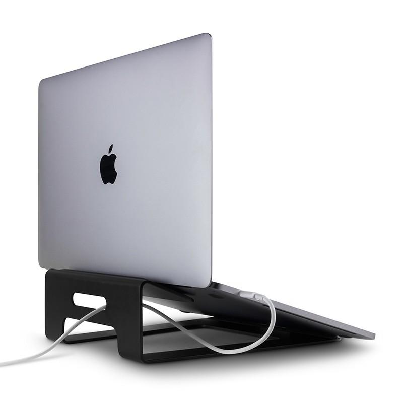 Twelve South - ParcSlope voor MacBook en iPad Pro Black 02