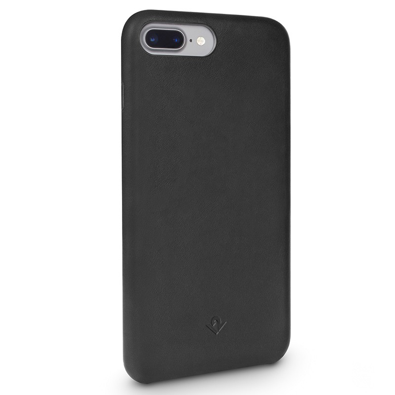 Twelve South - RelaxedLeather iPhone 7 Plus hoesje Black 01
