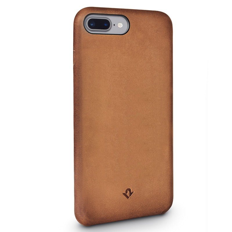 Twelve South - RelaxedLeather iPhone 7 Plus hoesje Cognac 01
