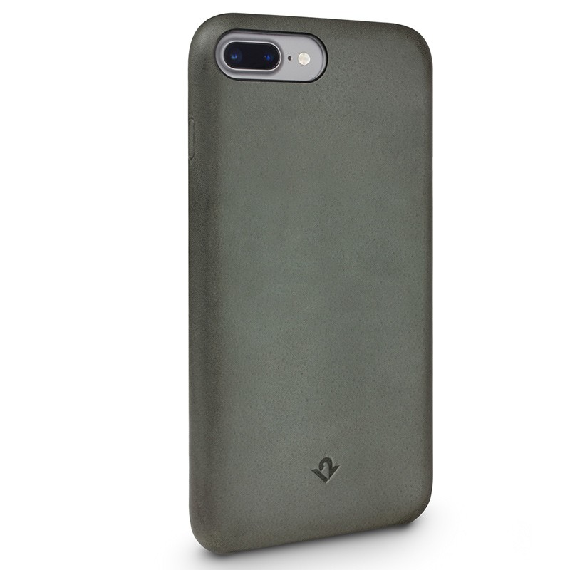 Twelve South - RelaxedLeather iPhone 7 Plus hoesje Herb 01
