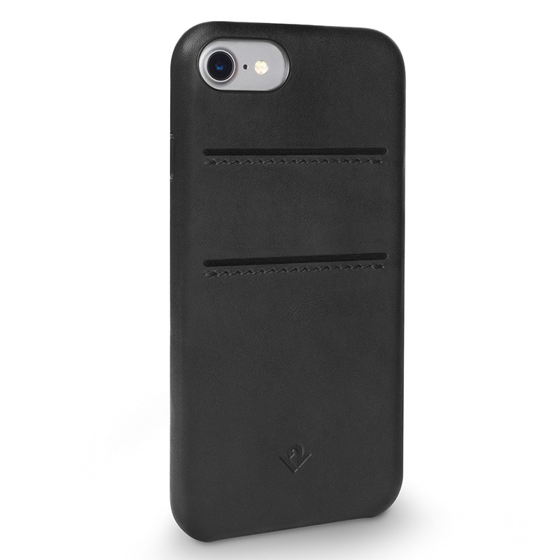 Twelve South - RelaxedLeather iPhone 7 hoesje Black 01