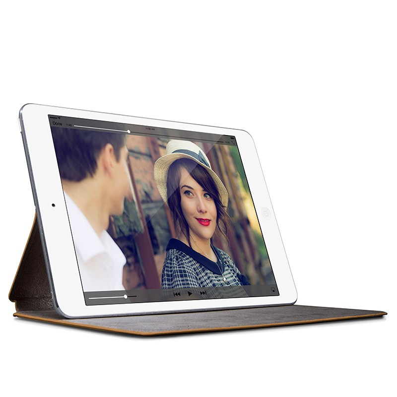 Twelve South - SurfacePad iPad Mini Camel 02