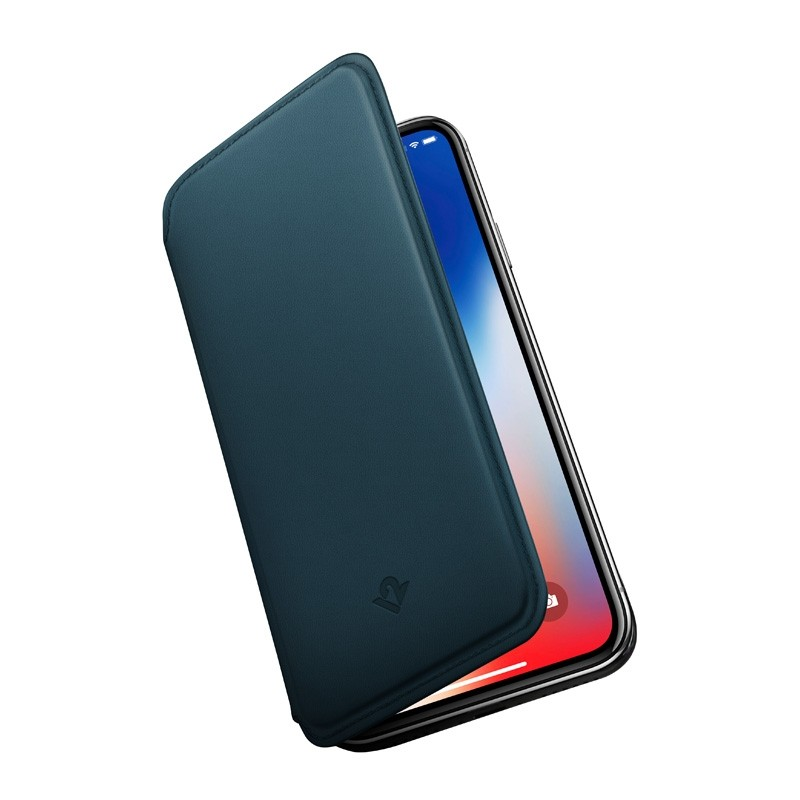 Twelve South SurfacePad iPhone X Teal - 2