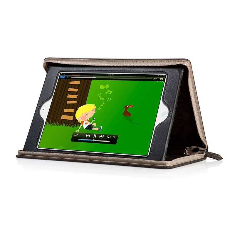 TwelveSouth BookBook iPad mini Black - 4