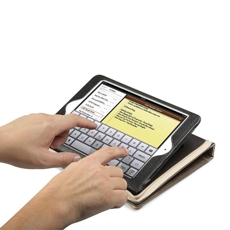 TwelveSouth BookBook iPad mini Black - 5