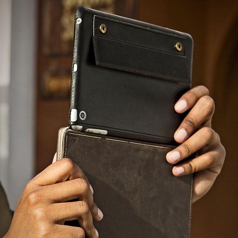 TwelveSouth BookBook iPad mini Black - 7