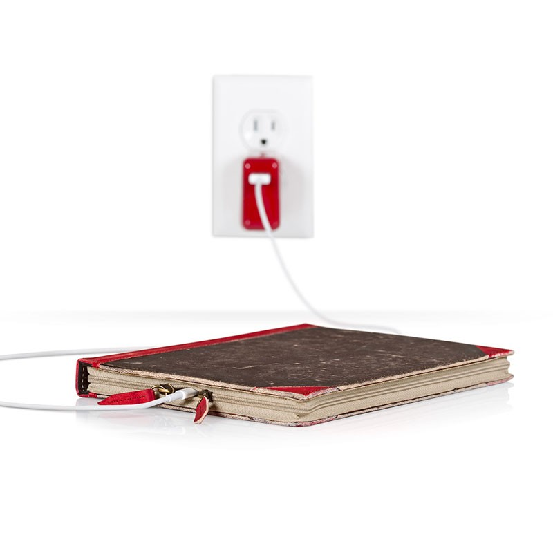 TwelveSouth BookBook iPad mini Red/brown - 8