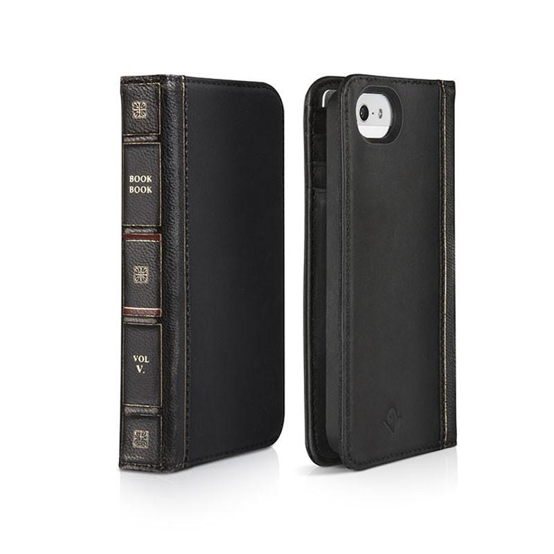 Twelve South BookBook iPhone 5 Classic Black - 1