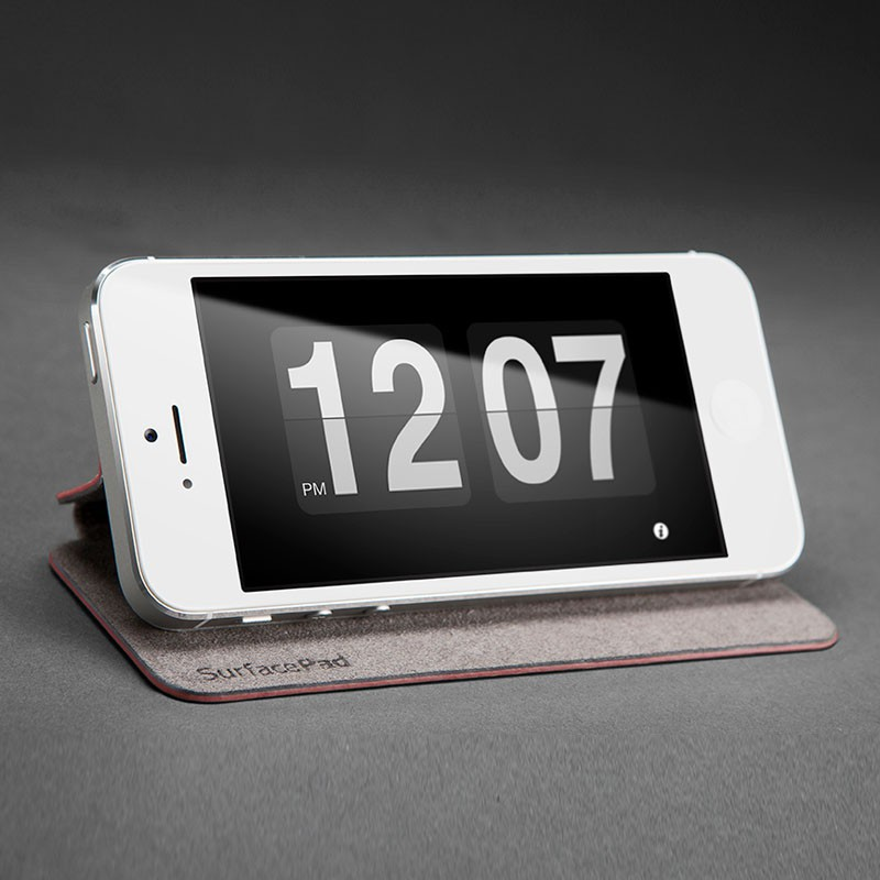 TwelveSouth SurfacePad iPhone 4(S) Red - 4