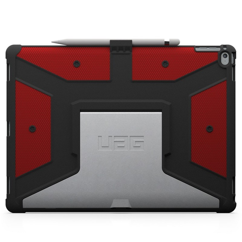 UAG Composite Case iPad Pro 9.7 inch Red - 1