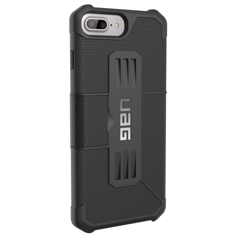 UAG - Metropolis iPhone 7/6S/6 Plus Folio Black 05