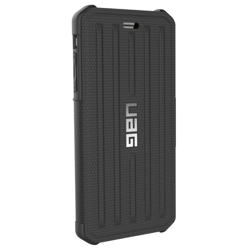 UAG - Metropolis iPhone 7/6S/6 Plus Folio Black 06