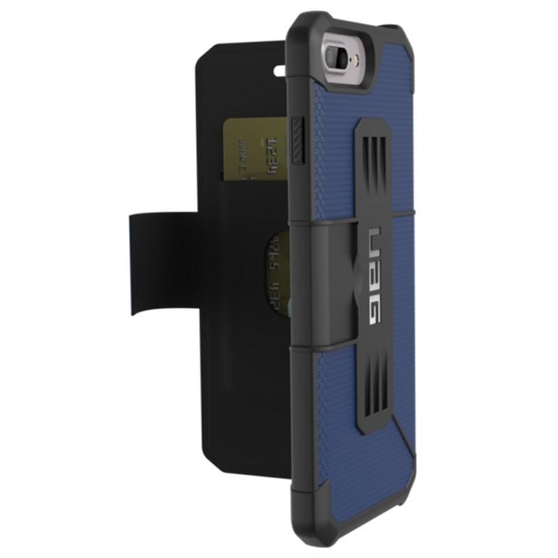 UAG - Metropolis iPhone 7/6S/6 Plus Folio Cobalt Blue 01