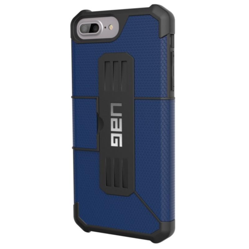 UAG - Metropolis iPhone 7/6S/6 Plus Folio Cobalt Blue 02