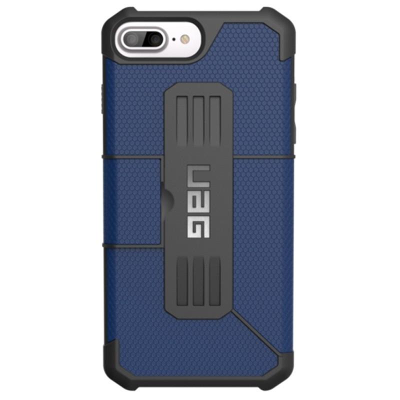 UAG - Metropolis iPhone 7/6S/6 Plus Folio Cobalt Blue 05
