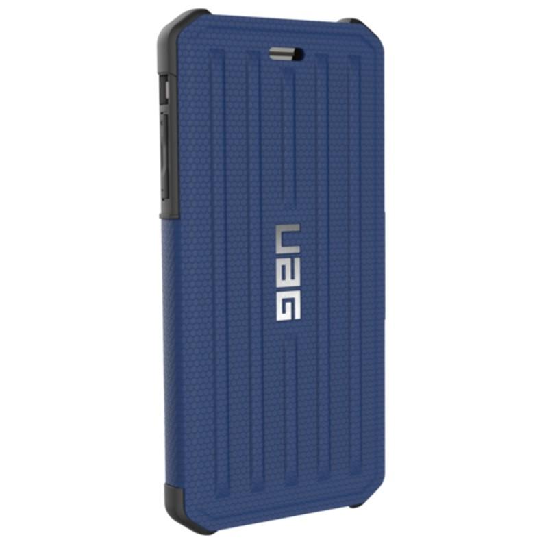 UAG - Metropolis iPhone 7/6S/6 Plus Folio Cobalt Blue 06