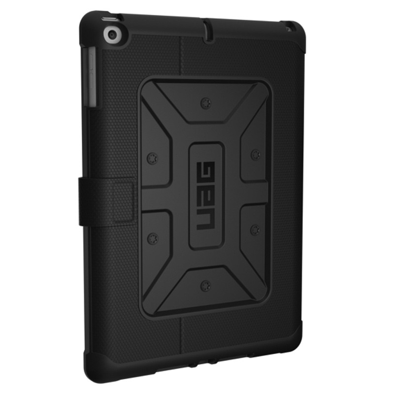 UAG - Metropolis Hoes iPad (2017) / iPad Air Black 01