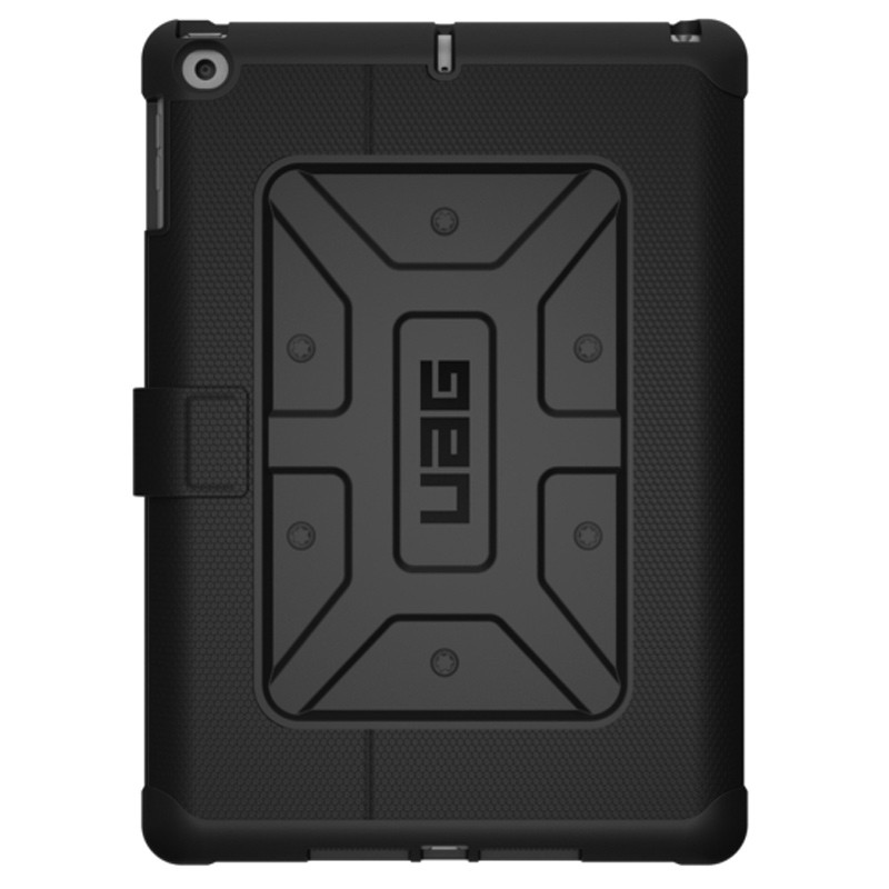 UAG - Metropolis Hoes iPad (2017) / iPad Air Black 04