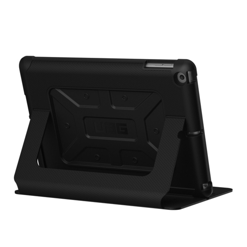 UAG - Metropolis Hoes iPad (2017) / iPad Air Black 05