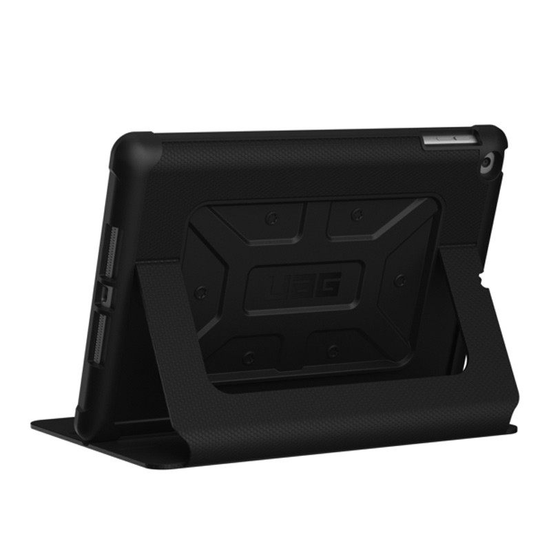 UAG - Metropolis Hoes iPad (2017) / iPad Air Black 06