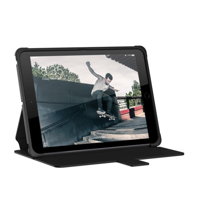 UAG - Metropolis Hoes iPad (2017) / iPad Air Black 07