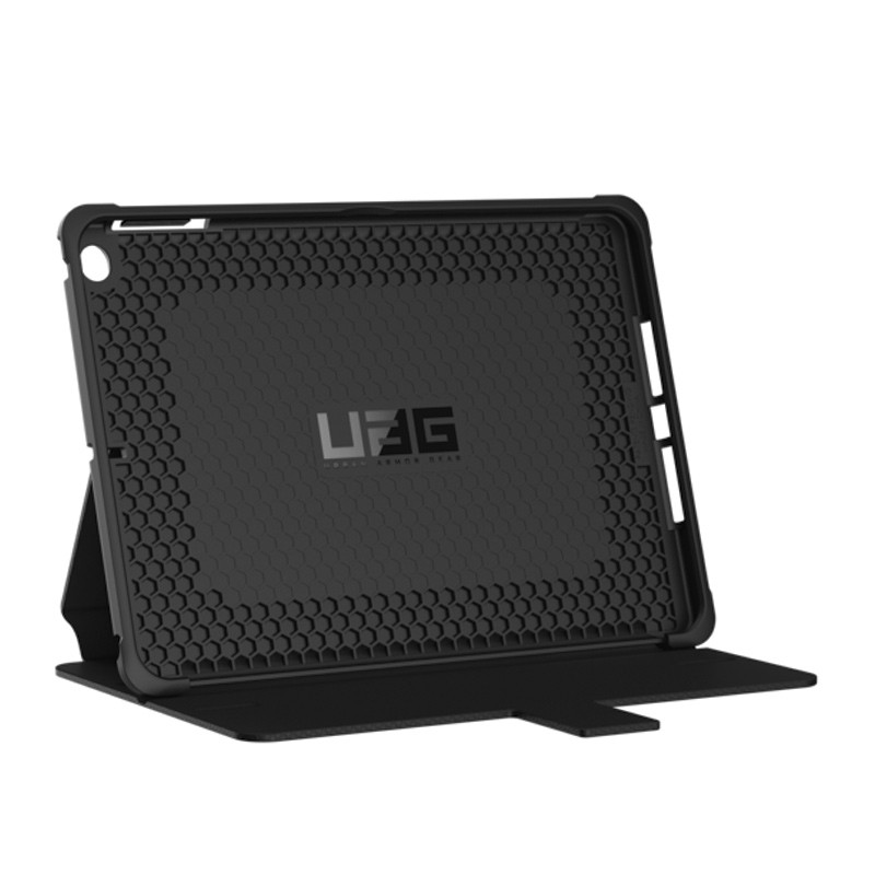 UAG - Metropolis Hoes iPad (2017) / iPad Air Black 09
