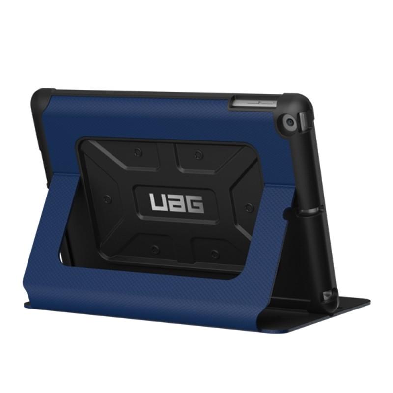 UAG - Metropolis Hoes iPad (2017) / iPad Air Blue 05