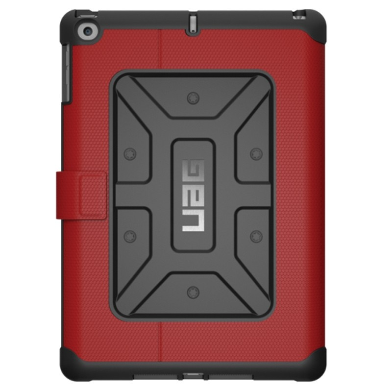 UAG - Metropolis Hoes iPad (2017) / iPad Air Red 02