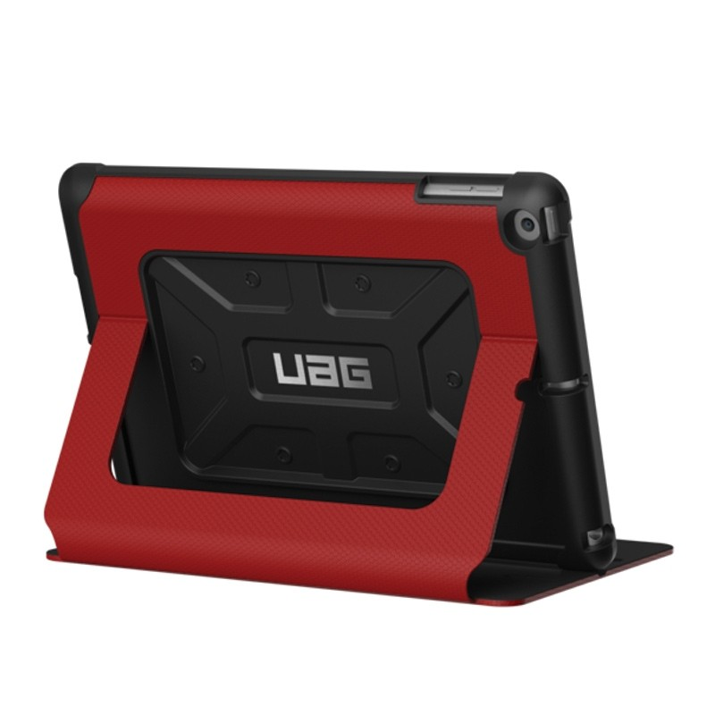 UAG - Metropolis Hoes iPad (2017) / iPad Air Red 05