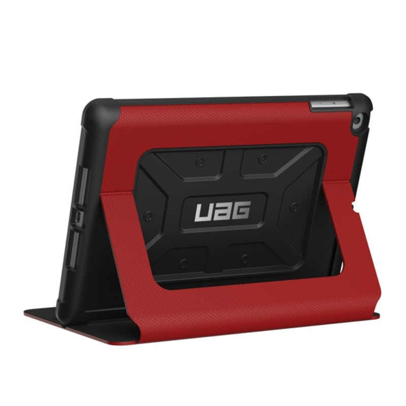 UAG - Metropolis Hoes iPad (2017) / iPad Air Red 06